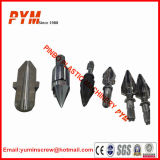 Pvc Single Screw en Barrel van Injection Machine
