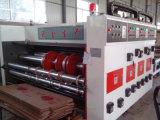 2 couleurs d'encre d'eau Carton Printing Machinery