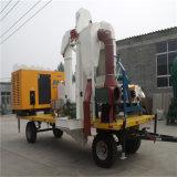 De mobiele Boon die van de Korrel van het Zaad en de Installatie van de Verpakking (de machines van het landbouwbedrijf) schoonmaken