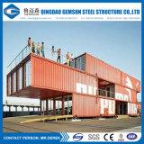 Новый дом офиса контейнера для перевозок Prefab 40FT