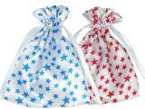 Il sacchetto di Drawstring di lusso di Microfiber per le arti del tabacco dei regali della vigilanza dei monili Handcrafts la pubblicità (Hx21)