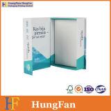 Vakje van de Opslag van het Document van het Parfum van het Boek van het Ontwerp van de douane het Kosmetische Verpakkende met Magnetisch Deksel
