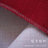 Franc de tissu de toile de polyester avec le support composé enduit