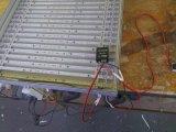 Il LED abbaglia la lampada della casella chiara