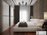 Guardaroba di legno degli armadi della camera da letto della mobilia domestica francese moderna dell'hotel