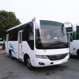 Yuchaiエンジンを搭載する低価格の中国人26のシートのコーチ