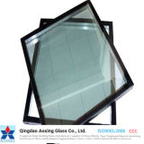 5mm+12A+5mm desobstruídos/matizou o vidro isolado Toughend para o vidro de indicador