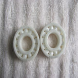 Cuscinetto angolare di ceramica di ceramica completo 12X24X6mm del cuscinetto a sfere