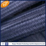 Le textile de tresse du fil R5 a couvert le boyau