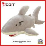 De oceaan Pluche Sery vulde het Dierlijke Stuk speelgoed van de Haai van de Pluche