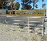 Гальванизированные панели загородки лошади Corral трубы