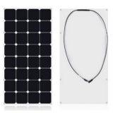 célula solar semi flexible de Sunpower de la buena calidad del panel solar de 100W 18V
