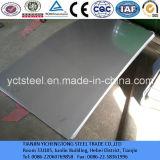 Plaque en acier inoxydable 304 Ss avec film