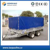 Tela incatramata impermeabile durevole del PVC per i coperchi del rimorchio/veicolo/automobile/raggruppamento/carico