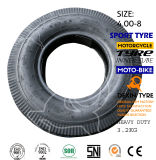 Mrfの三輪車のタイヤ3の荷車引きのタイヤのTuk Tukのタイヤ4.00-8