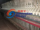 Machine de filtre-presse de bâti pour l'excrément de bétail et de volaille