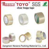 Stickness elevado de BOPP impermeável cancela a fita adesiva