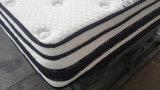 Bonnellのばねのコイルばねの圧縮されたベッドのマットレス