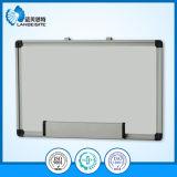 Whiteboard Drywipe магнитное с рамкой подноса и алюминия пер