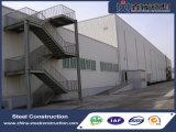 Низкая стоимость нескольких -этажный стали Strcture здание завода