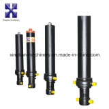 Single hidráulico Cylinder para Car Lift