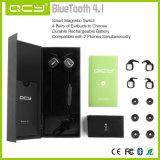 Magnetische Bluetooth Hoofdtelefoons, Qy12 de Draadloze Hoofdtelefoons van de Sport van het in-oor Qcy