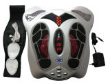 Massager elettrico del piede con il regolatore a distanza Hk-8025