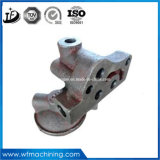 El bastidor del hierro dúctil/gris del OEM parte el conector de válvula del arrabio