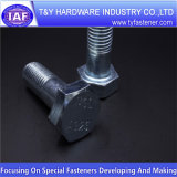 Tornillo de cabeza hexagonal/ASTM ANSI/ASME tornillo hex.