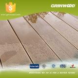Saca el Decking compuesto plástico de madera de la prueba del agua con alta calidad