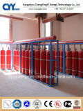 Different Capacitiesの圧縮されたCarbon Dioxide Seamless Steel Fire Fighting Gas Cylinder