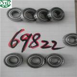 China Abec de alta qualidade5 Abec7 698zz rolamento de aço cromado