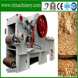 15ton / H Output, 13t Weight Steady Performance Tree Wood Crusher