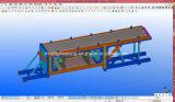 Pour les ponts de coffrage en acier