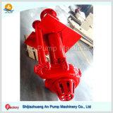 Sp (R) a série China de Zjl fêz o cromo ou a bomba vertical de borracha da pasta do depósito