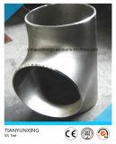 ASTM 동등한 것 개머리판쇠에 의하여 용접되는 이음새가 없는 스테인리스 티