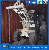 販売のための掘削機の建設用機器の掘削機が付いている車輪のローダー