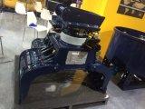 miniexcavadora rotativa, ordenar la pinza con MS03 Adaptador