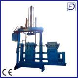 油圧綿の糸の垂直梱包機