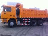 中国の頑丈なトラックのShacman 30tonのダンプトラック