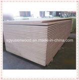 madeira compensada diferente do folheado da madeira compensada do vidoeiro de 18mm