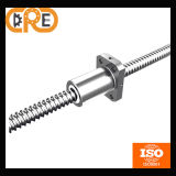 Hohes Precision und Low Noise für Industrial Machines Cylindrical Nut Ball Screw