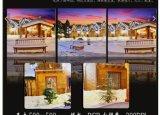 Commerce de gros de la peinture d'huile de Noël, cadeaux de Noël.