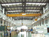 창고와 Workshop Use Double Girder Overhead Crane
