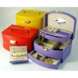 Упаковка ювелирных изделий мешка бархата щитка и мешок случая косметик