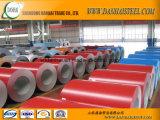 Erzeugnis-beschichtete rote Ring-Farbe Stahlring