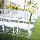 結婚式のための樹脂そしてChiavariの木の椅子