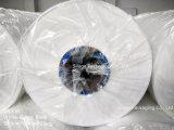 100%년 Virgin 폴리에틸렌 사일로에 저항한 꼴 포장 필름, 사일로에 저항한 꼴의 둥근 가마니를 위한 백색 뻗기 필름