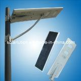 40Вт Светодиодные солнечного освещения улиц с маркировкой CE, RoHS, сертификаты ISO