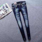 Jeans caldi delle donne del denim